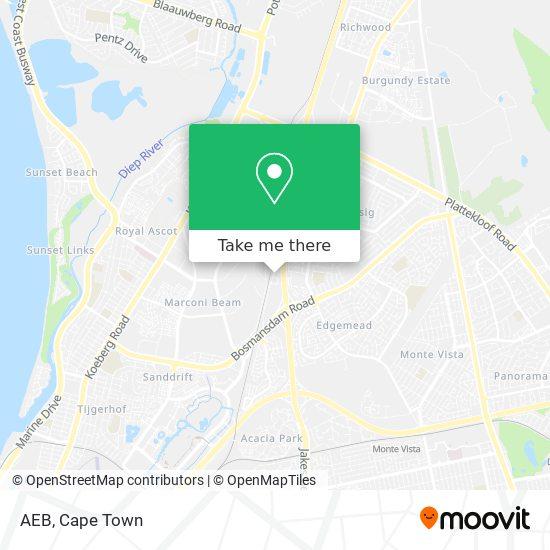 AEB map