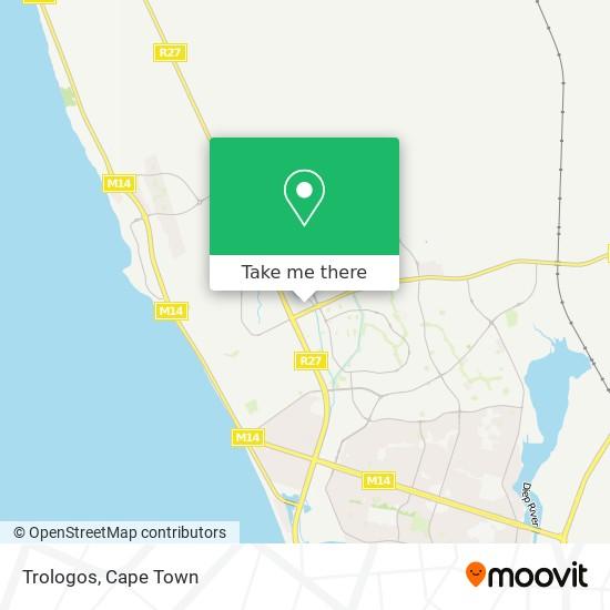 Trologos map