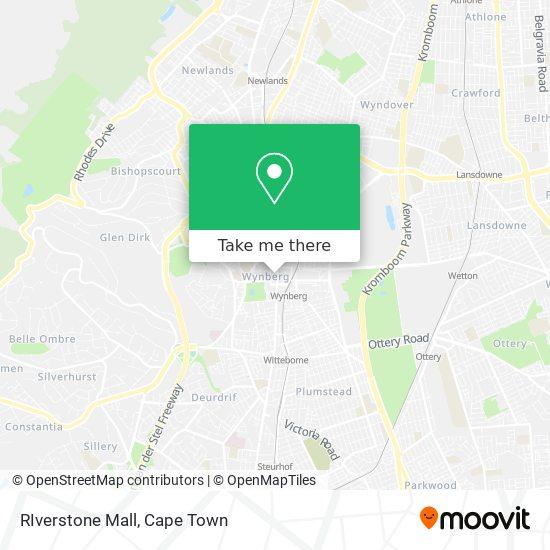 RIverstone Mall map