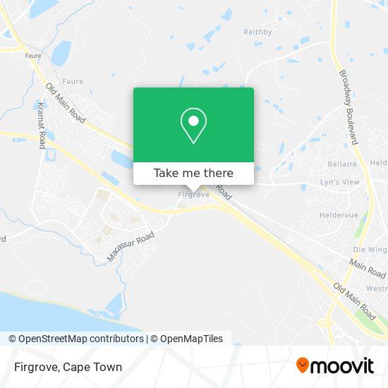 Firgrove map