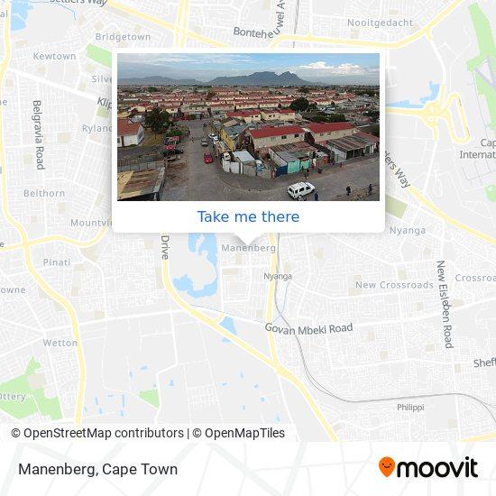 Manenberg map