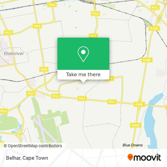 Belhar map