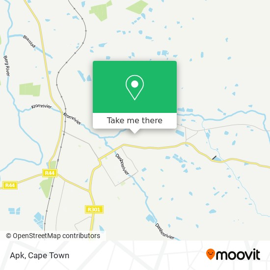 Apk map