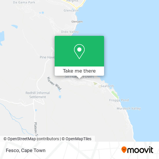 Fesco map