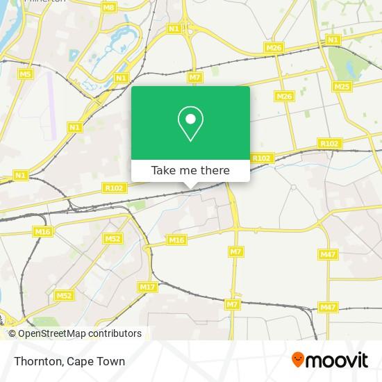 Thornton map