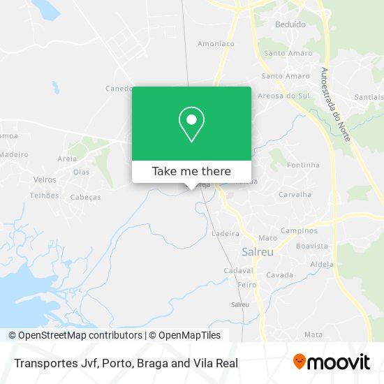 Transportes Jvf Karte