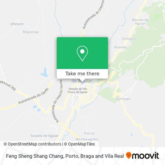 Feng Sheng Shang Chang plan