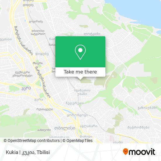 Kukia | კუკია map