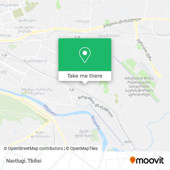 Navtlugi map