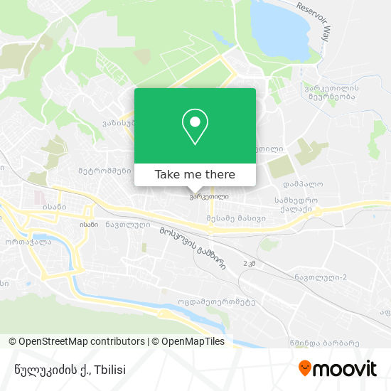 წულუკიძის ქ. map