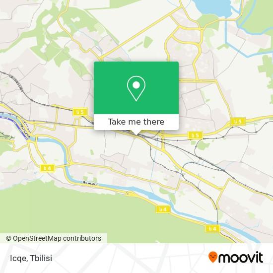 Icqe map