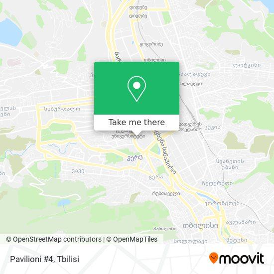 Pavilioni #4 map