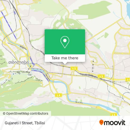 Gujareti I Street map