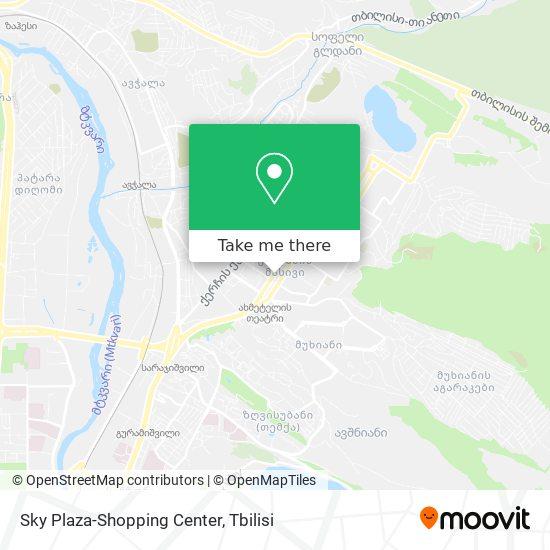Sky Plaza-Shopping Center map