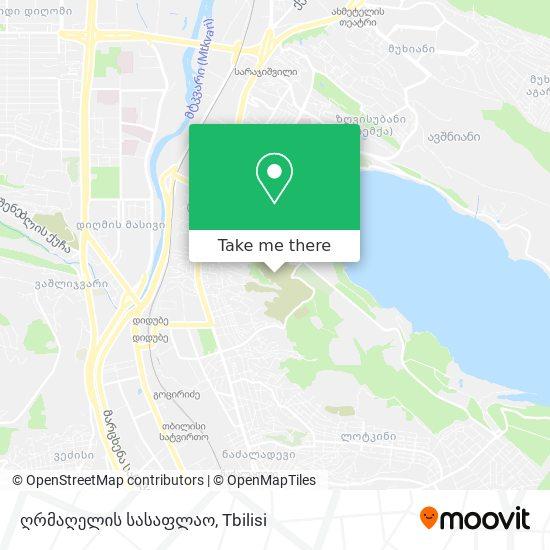 ღრმაღელის სასაფლაოზე (Grmagele Cemetery) map