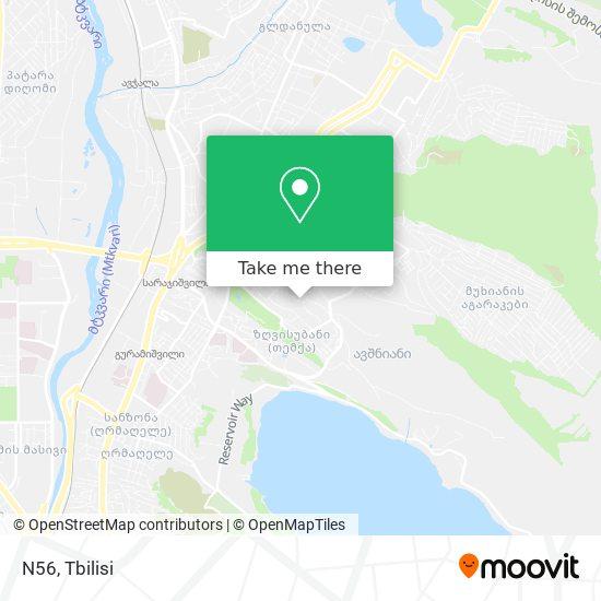 N56 map