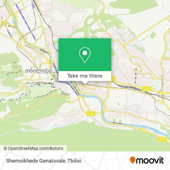 Daviti map
