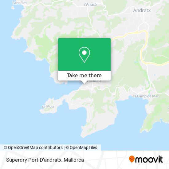 Superdry Port D'andratx plan