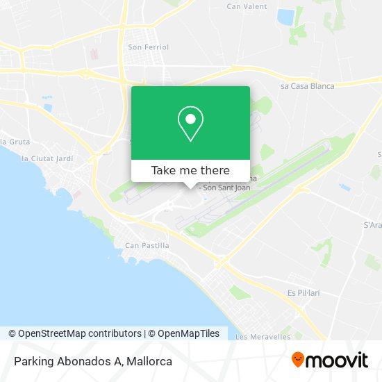 mapa Parking Abonados A