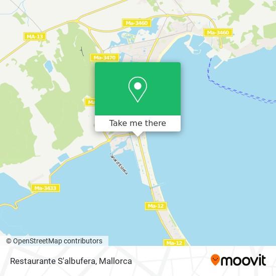 Restaurante S'albufera Karte