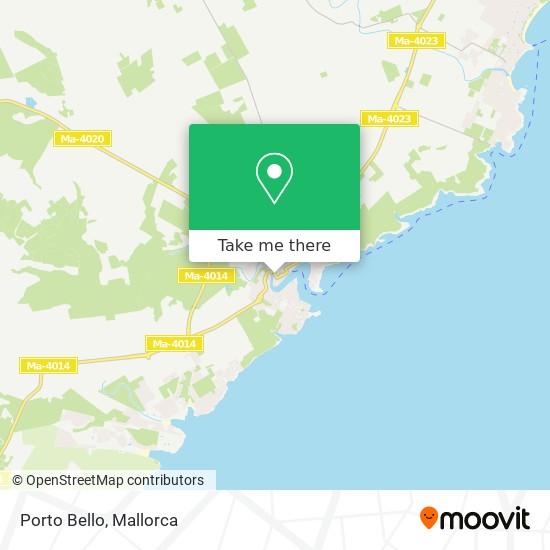 Porto Bello plan