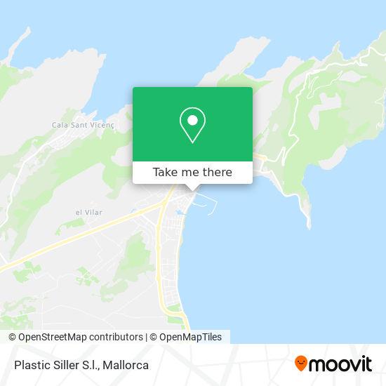 mapa Plastic Siller S.l.