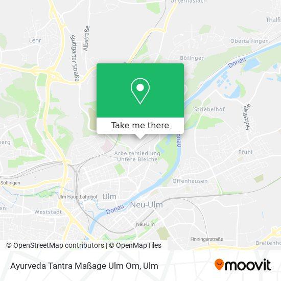 Ulm tantra postinstrumentum