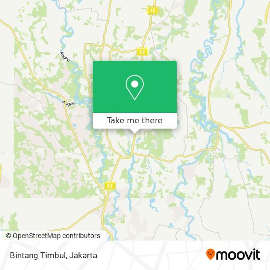 Bintang Timbul map