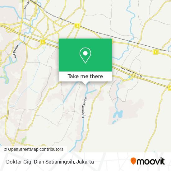 Dokter Gigi Dian Setianingsih map