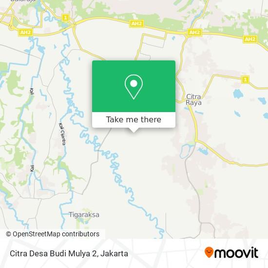 Citra Desa Budi Mulya 2 map