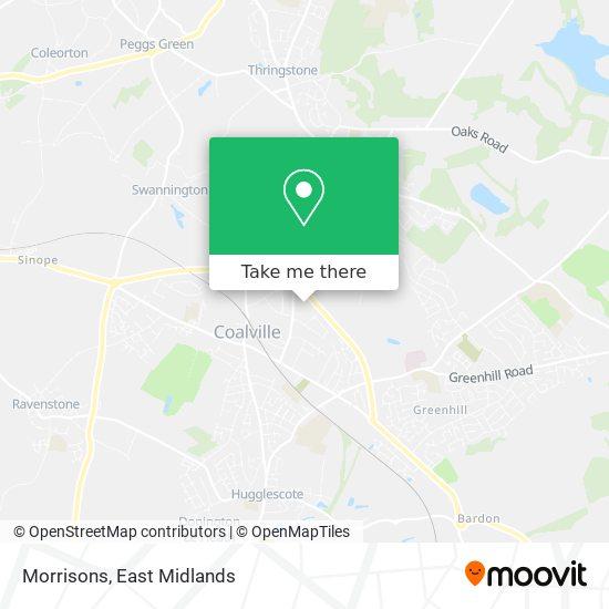 Morrisons map