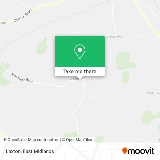 Laxton map