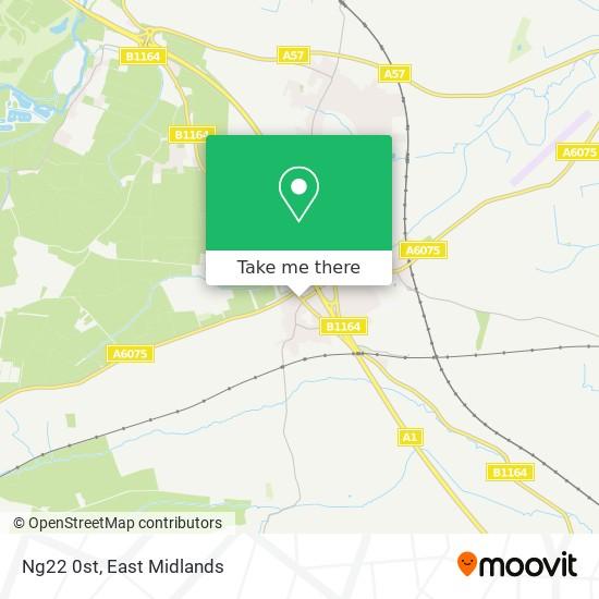 Ng22 0st map