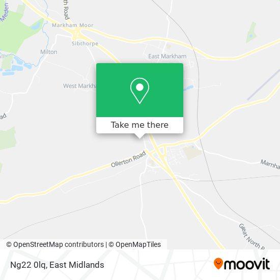 Ng22 0lq map