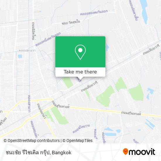 ชนะชัย รีไซเคิล กรุ๊ป map