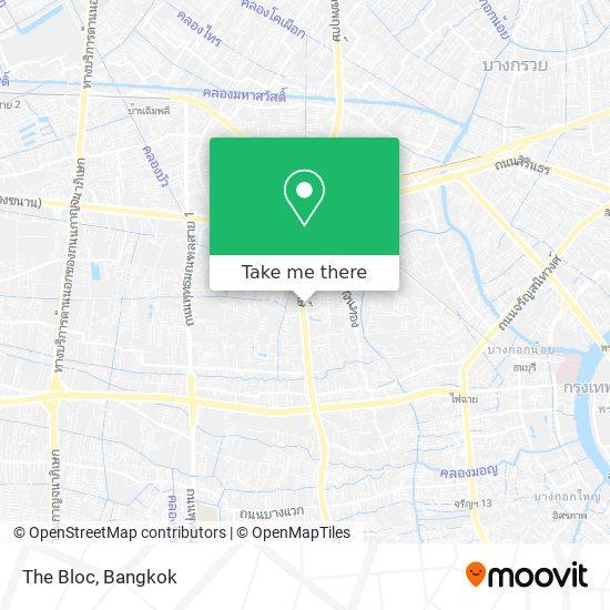 The Bloc map
