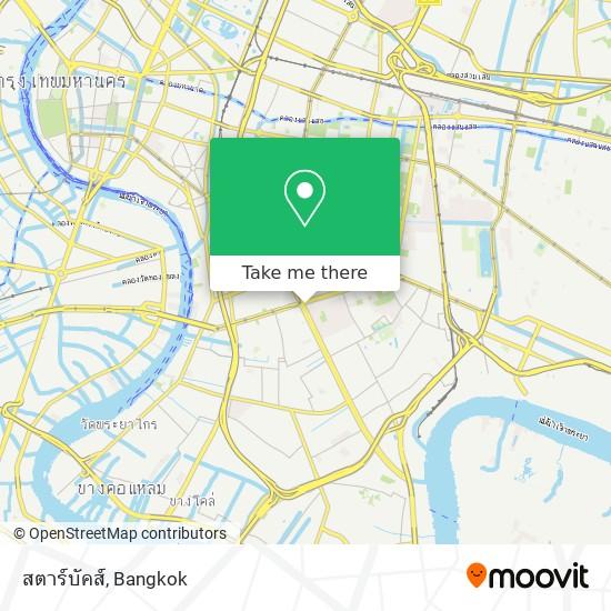 สตาร์บัคส์ map