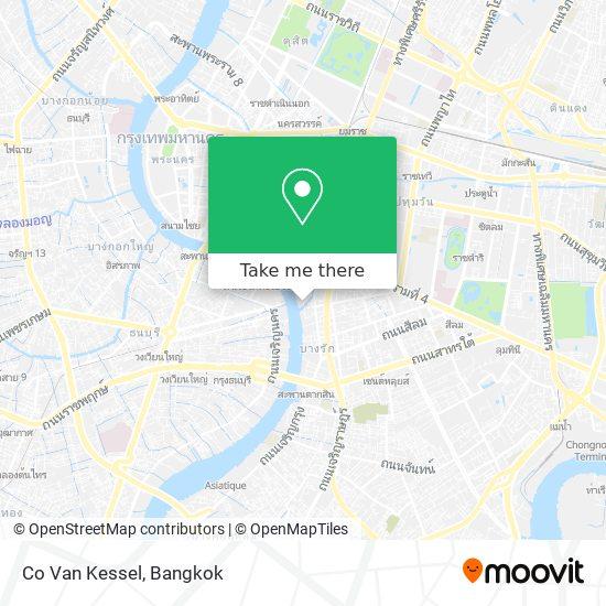 Co Van Kessel map