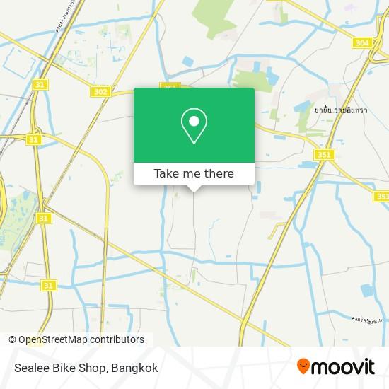 Sealee Bike Shop map