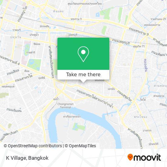 K Village map