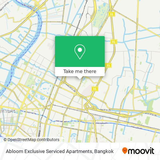 Abloom Exclusive Serviced Apartments map