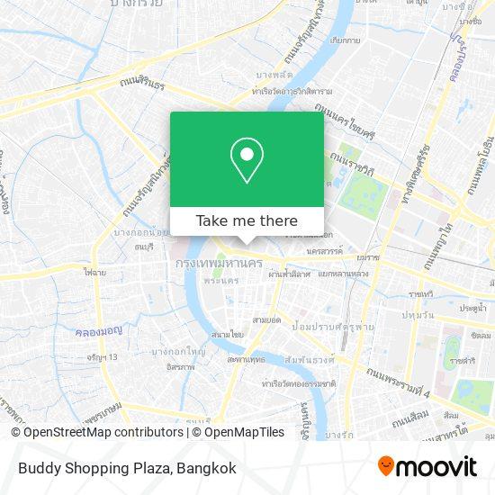 Buddy Shopping Plaza map