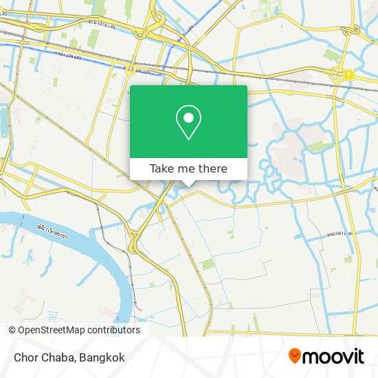 Chor Chaba map