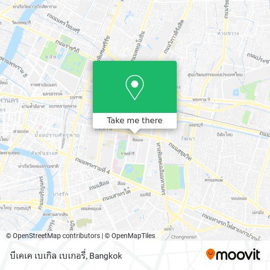 บีเคเค เบเกิล เบเกอรี่ map
