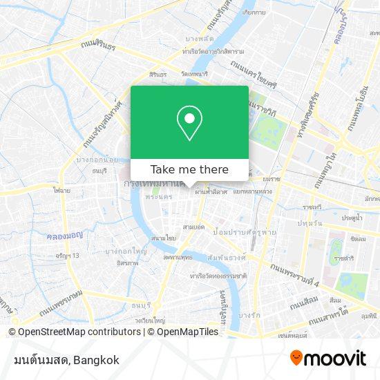 มนต์นมสด map
