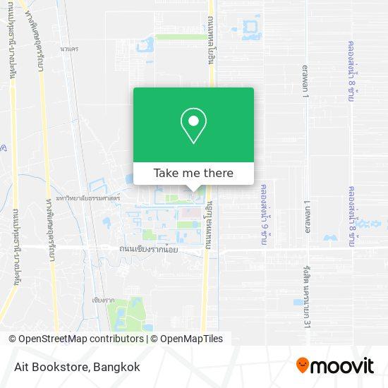 Ait Bookstore map