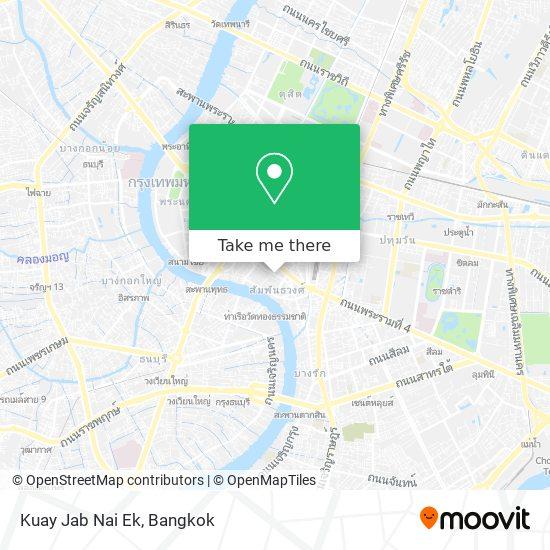 Kuay Jab Nai Ek map