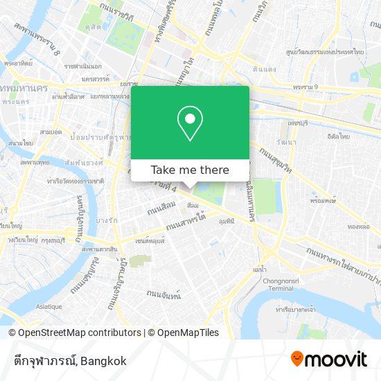 ตึกจุฬาภรณ์ map