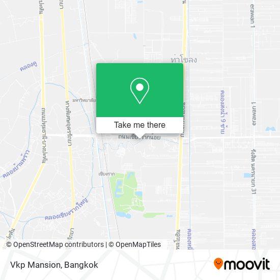 Vkp Mansion map