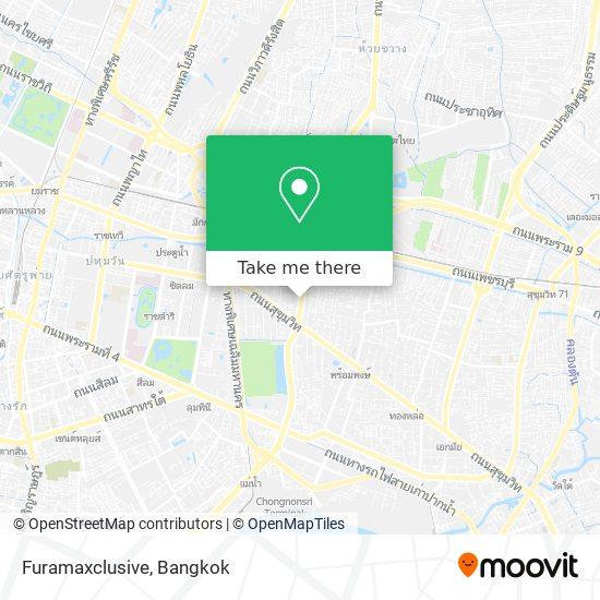 Furamaxclusive map